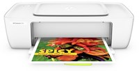 HP DeskJet 1110 (A4) Colour Inkjet Printer 20ppm (Mono) 16ppm (Colour) 1,000 (MDC)