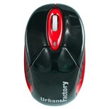 Urban Factory Urban Bluetooth Mouse (Red)