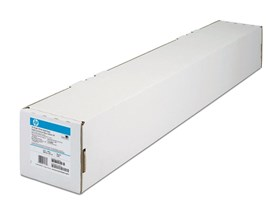 HP Bright White (420mm x 45.7m) 90g/m2 Inkjet Paper on a Roll (White) for InkJet Printers