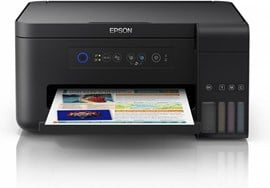 Epson EcoTank ET-2700 (A4) Colour Inkjet Multifunction Printer (Print/Copy/Scan) 10.5ppm (Mono) 5ppm (Colour)