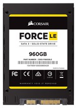 Corsair Force Series LE F960 (960GB) SATA 3 (2.5 inch) Solid State Drive
