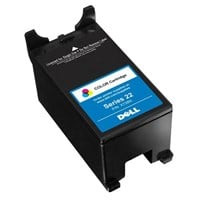 Dell High Capacity Colour Ink Cartridge Yield: 340 Pages for V313/V313w All-In-One Printers