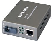 TP-LINK MC111CS WDM Fast Ethernet Media Converter (SC, Single-mode)