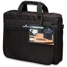 Manhattan London Notebook Briefcase 15.6 inch