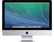 Apple iMac (21.5 inch) All-in-One PC Core i5 (1.4GHz) 8GB 500GB WLAN BT Webcam Mac OS X Mavericks (Intel HD Graphics 5000)