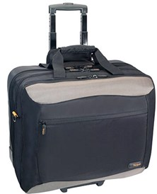 Targus XL City Gear Rolling Notebook Case for 16 inch to 17.3 inch Notebook
