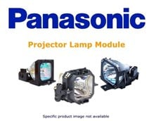 Panasonic ET-LAT100 Replacement Lamp Module for Panasonic PT-TW230/PT-TW231R Projectors