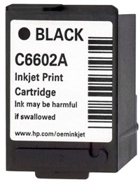 OEM: HP Black Generic Print Cartridge for InkJet Printers
