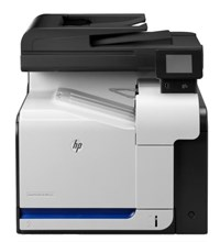 HP LaserJet Pro 500 M570dn (A4) Colour Laser Multifunction Networked Printer