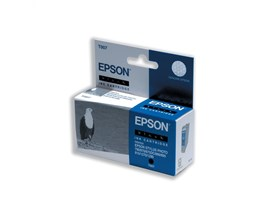 Epson T007 Black Ink Cartridge for Stylus Photo