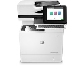HP LaserJet Enterprise Flow M631h (A4) Mono Laser Multifunction Printer (Print/Copy/Scan) 2.5GB 8 inch Touchscreen CGD 52ppm 300,000 (MDC)