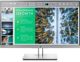 "HP EliteDisplay E243 23.8"" Full HD LED IPS Monitor"