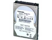 "Toshiba 160GB SATA 2.5"" Internal Hard Drive"