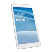Asus MeMO Pad ME181C (8 inch) Tablet Quad Core Intel Atom (Z3745) 1.33GHz 1GB 16GB WLAN BT Camera (Front/Rear) Android 4.4 (White)