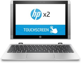HP x2 210 G2 (10.1 inch) Detachable PC Atom x5 (Z8350) 1.44GHz 4GB 64GB eMMC WLAN BT Webcam Windows 10 Home 64-bit (HD Graphics 400)