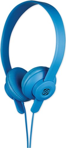 Scosche lobeDOPE On Ear Headphones (Blue)