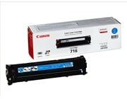 Canon 716 (Cyan) Toner Cartridge (Yield 1,500 Pages)