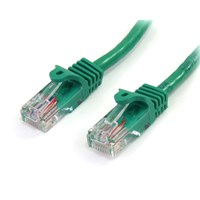 StarTech.com 2m CAT5E Patch Cable (Green)