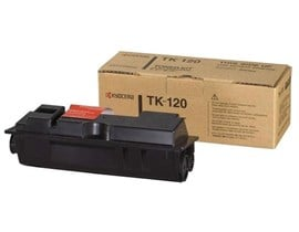 Kyocera TK-120 Toner Cartridge (Yield 7,200 Pages) for FS-1030D Laser Printer