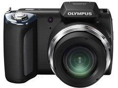 Olympus Traveller SP-610UZ (14MP) Digital Camera