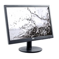 AOC M2060SWDA2 19.5 inch Monitor - Full HD, 5ms, Speakers, DVI
