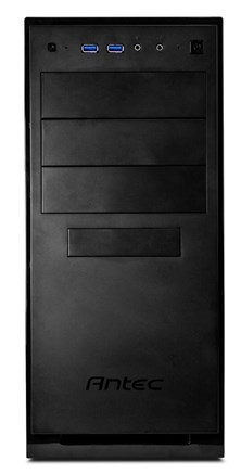 Antec NSK4100 Black Midi Tower Case