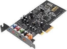 Creative Sound Blaster Audigy FX 5.1 PCIe Sound Card (OEM)