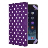 Techair Flip and Reverse Universal Tablet Case (Purple/Pink) for 10.1 inch Tablets