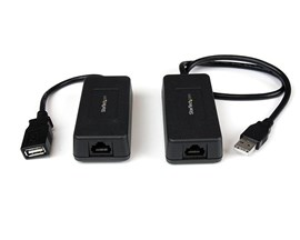 StarTech.com 1 Port USB Over Cat5 / Cat6 Ethernet Extender - Up to 131 feet (40m)