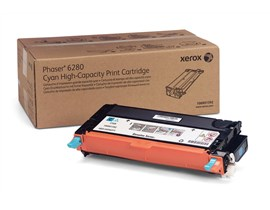 Xerox 106R01392 (Yield: 5,900 Pages) Cyan Toner Cartridge