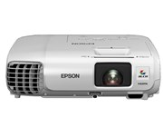 Epson EB-X20 3LCD Projector 10,000:1 2700 Lumens 1024x768 2.6kg (Networked)