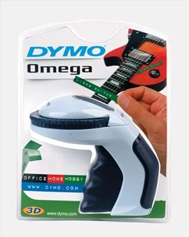 Newell Dymo Omega Embosser Home Label Maker (Grey/Blue)