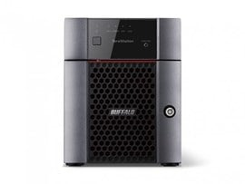 Buffalo Technology TS3410DN1204-EU TeraStation (4TB) Desktop NAS Device