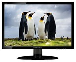 HannsG HE195ANB (18.5 inch) LED Backlit LCD Monitor 600:1 200cd/m2 1366 x 768 5ms VGA (Black)