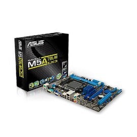 ASUS M5A78L-M LX3 AMD Socket AM3+ Motherboard