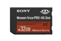 Sony 32GB Memory Stick Pro Duo