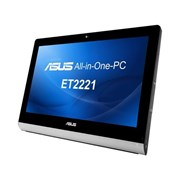 Asus ET2221IUTH (21.5 inch) All-in-One PC Core i5 (4430S) 2.7GHz 6GB 2TB Blu-Ray Gigabit LAN WLAN Webcam Windows 8 (Integrated Intel HD 4600 Graphics)