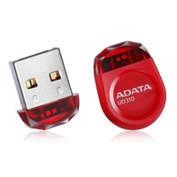 Adata UD310 32GB USB Flash Stick Pen Memory Drive - Red