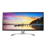 LG 34WK650 34 inch LED IPS Monitor - 2560 x 1080, 5ms, Speakers