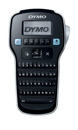 Dymo LabelManager 160 Label Printer (Black/Silver)