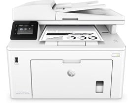 HP LaserJet Pro M227fdw (A4) Mono Laser Multifunction Printer (Print/Copy/Scan/Fax) 256MB 2.7 inch Touchscreen LCD 28ppm 30,000 (MDC)