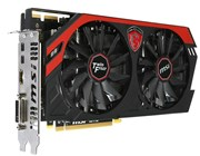 MSI AMD Radeon R9 280 3GB Graphics Card