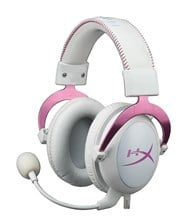 HyperX Cloud II 7.1 Headset (Pink)