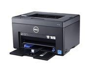 Dell C1760nw (A4) Colour Wireless LED Printer 128MB RAM 8MB ROM 2 Line LCD 15ppm (Mono) 12ppm (Colour) 30,000 (MDC)