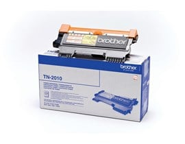 Brother TN-2010 (Yield: 1,000 Pages) Black Toner Cartridge