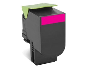 Lexmark 702M (Yield: 1,000 Pages) Return Program Magenta Toner Cartridge