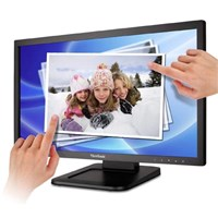 ViewSonic TD2220-2 22 inch LED Monitor - Full HD 1080p, 5ms, DVI