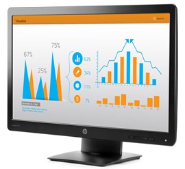 "HP ProDisplay P232 23"" Full HD LED Monitor"