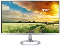 Acer H277HU 27 inch LED IPS Monitor - 2560 x 1440, 4ms, Speakers