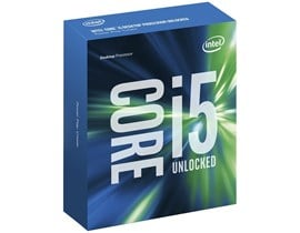Intel Core i5 6600K 3.5GHz Quad Core CPU